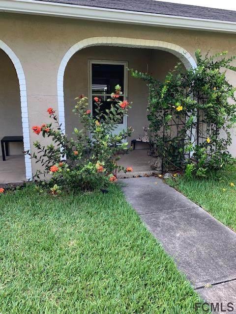 13 Warren Pl, Palm Coast, FL 32164 (MLS #268380) :: Noah Bailey Group