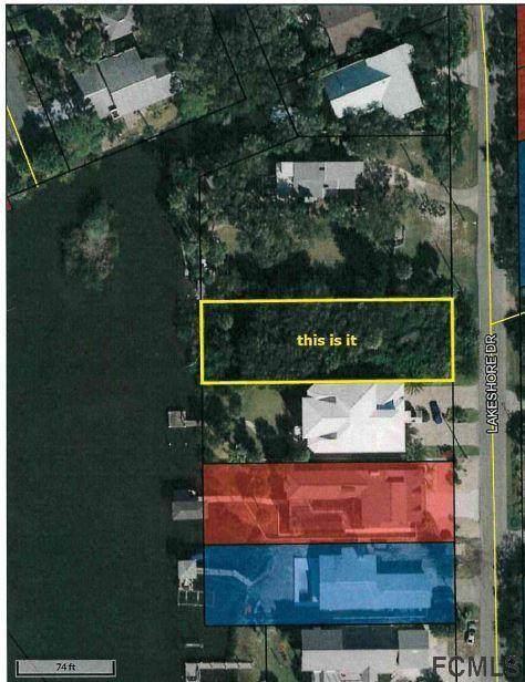 2526 Lakeshore Dr, Flagler Beach, FL 32136 (MLS #268431) :: NextHome At The Beach II