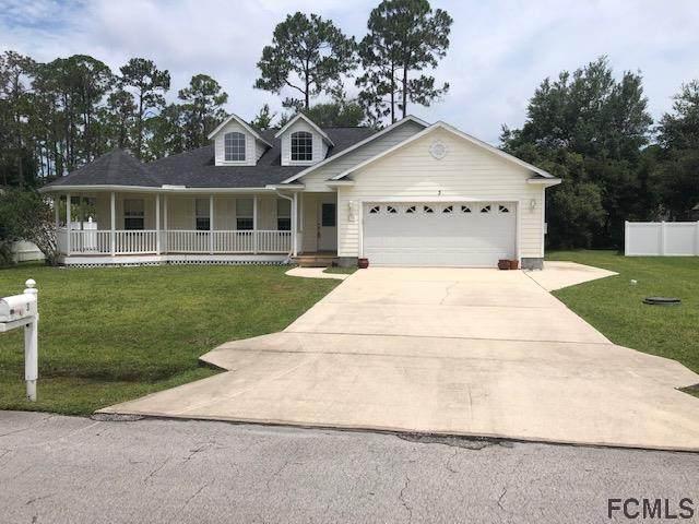 3 Eastgate Lane, Palm Coast, FL 32164 (MLS #268603) :: Noah Bailey Group