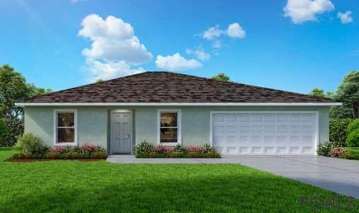 14 Post Lane, Palm Coast, FL 32164 (MLS #268848) :: NextHome At The Beach II