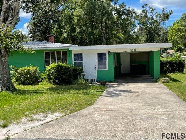 601 Moore St N, Bunnell, FL 32110 (MLS #269520) :: Olde Florida Realty Group