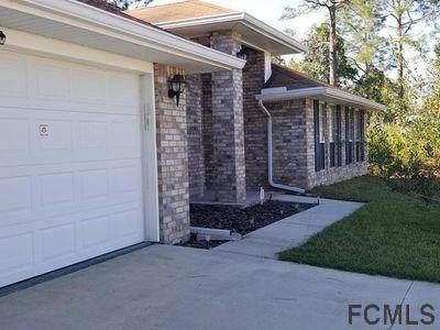 36 Russo Drive, Palm Coast, FL 32164 (MLS #269783) :: Memory Hopkins Real Estate