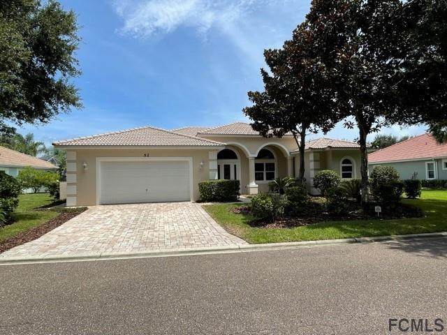 52 Oak View Circle, Palm Coast, FL 32137 (MLS #270647) :: Endless Summer Realty