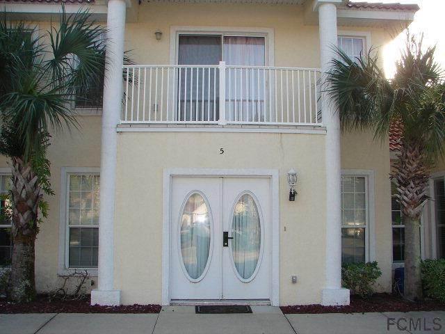100 Palm Harbor Pkwy #5, Palm Coast, FL 32137 (MLS #271150) :: Keller Williams Realty Atlantic Partners St. Augustine