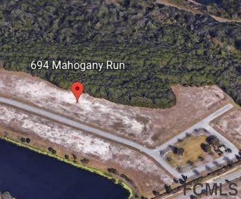 694 Mahogany Run, Palm Coast, FL 32137 (MLS #271464) :: Endless Summer Realty