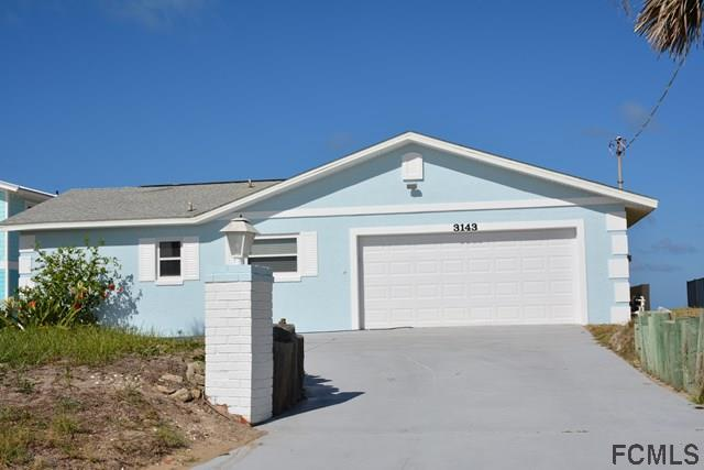 3143 N Ocean Shore Blvd, Flagler Beach, FL 32136 (MLS #224495) :: RE/MAX Select Professionals