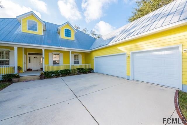 6 Hanover Drive, Flagler Beach, FL 32136 (MLS #234956) :: RE/MAX Select Professionals