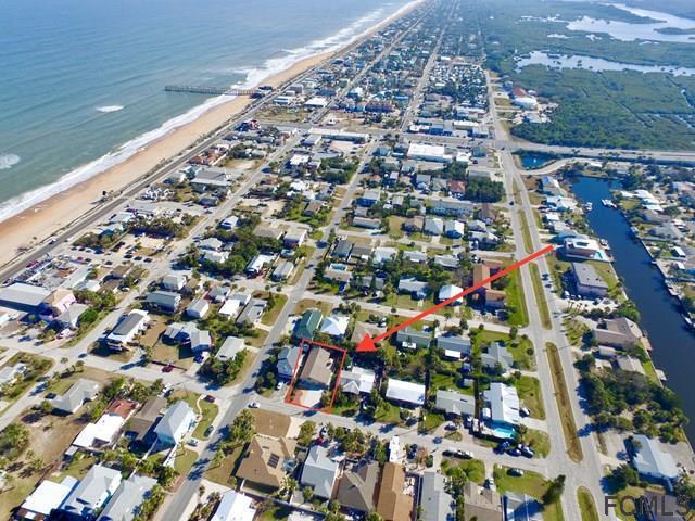 305 N 6th St, Flagler Beach, FL 32136 (MLS #235442) :: Pepine Realty