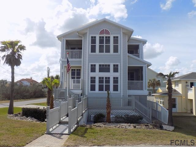1201 N Ocean Shore Blvd, Flagler Beach, FL 32136 (MLS #235724) :: RE/MAX Select Professionals