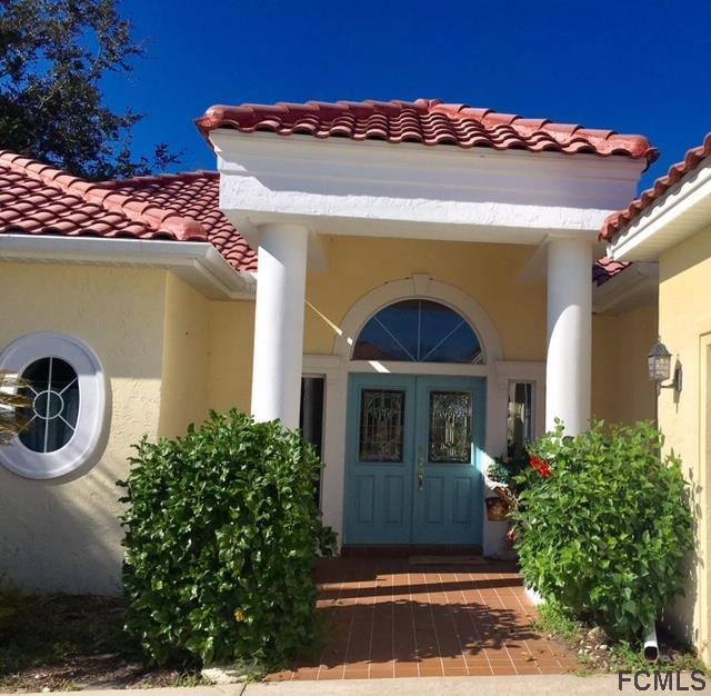 10 Rue Renoir, Palm Coast, FL 32137 (MLS #243359) :: Memory Hopkins Real Estate