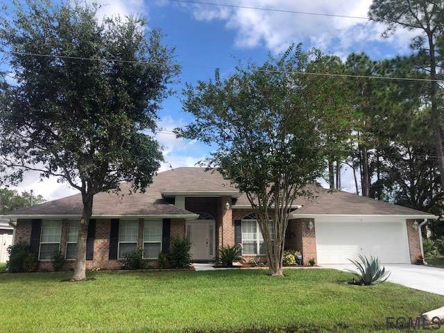 6 Richfield Pl, Palm Coast, FL 32164 (MLS #252205) :: Memory Hopkins Real Estate