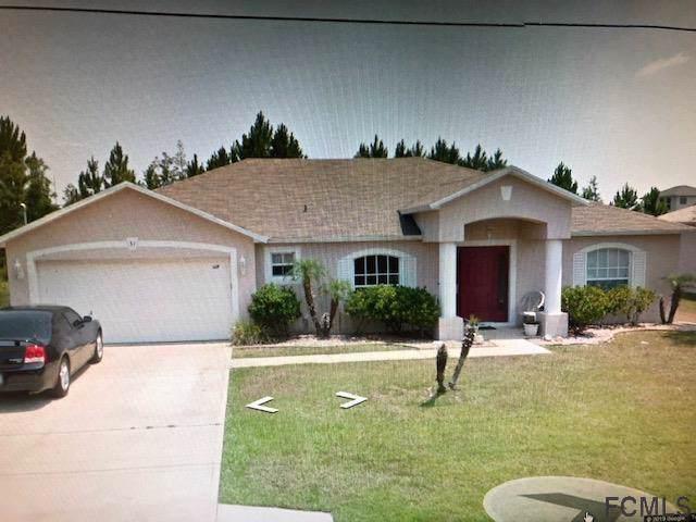 31 Lewis Dr, Palm Coast, FL 32137 (MLS #252658) :: Noah Bailey Group
