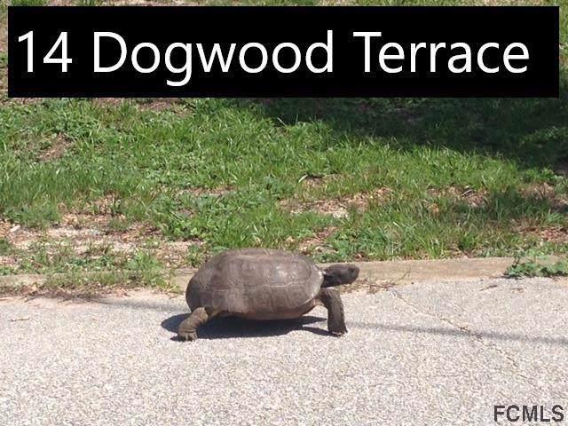 14 Dogwood Terrace, Palm Coast, FL 32137 (MLS #254445) :: Memory Hopkins Real Estate