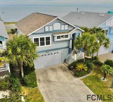 2812 S Ocean Shore Dr, Flagler Beach, FL 32136 (MLS #254911) :: Keller Williams Realty Atlantic Partners St. Augustine