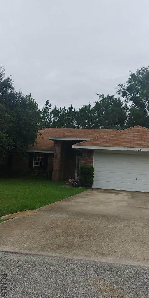 108 Whispering Pine Dr, Palm Coast, FL 32164 (MLS #257690) :: RE/MAX Select Professionals