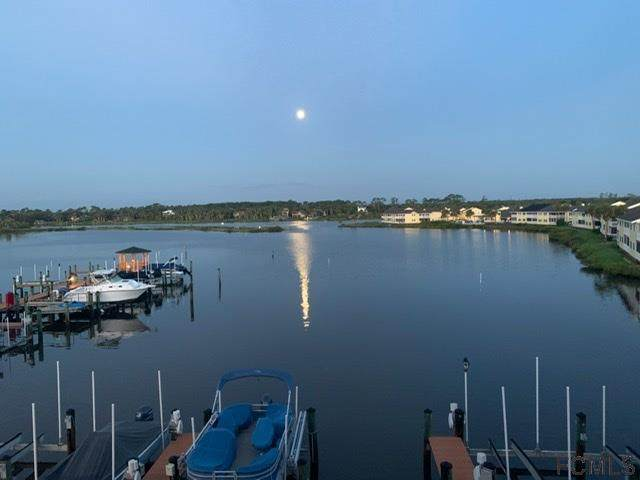 200 Marina Bay Drive #301, Flagler Beach, FL 32136 (MLS #259744) :: RE/MAX Select Professionals