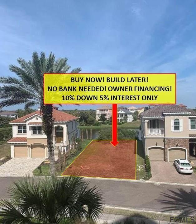 317 E Ocean Crest Drive, Palm Coast, FL 32137 (MLS #266918) :: Endless Summer Realty