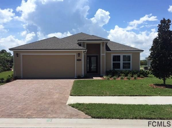 8 Country Club Harbor Circle, Palm Coast, FL 32137 (MLS #228569) :: RE/MAX Select Professionals