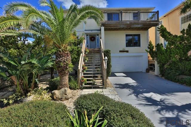2644 S Ocean Shore Blvd, Flagler Beach, FL 32136 (MLS #236619) :: RE/MAX Select Professionals