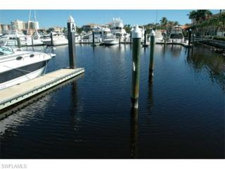 38 Ft. Boat Slip At Gulf Harbour A-1, Fort Myers, FL 33908 (MLS #215061058) :: The New Home Spot, Inc.