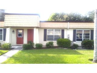 115 Gledhill Ct #115, Fort Myers, FL 33919 (MLS #216066758) :: The New Home Spot, Inc.