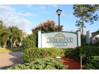 6244 Timberwood Cir #106, Fort Myers, FL 33908 (MLS #216068827) :: The New Home Spot, Inc.