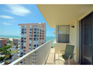 7360 Estero Blvd #1002, Fort Myers Beach, FL 33931 (MLS #216078567) :: The New Home Spot, Inc.