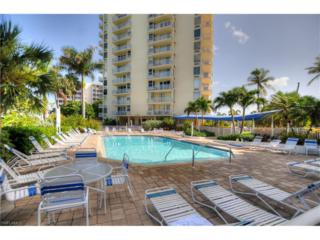 7300 Estero Blvd #608, Fort Myers Beach, FL 33931 (MLS #216080579) :: The New Home Spot, Inc.