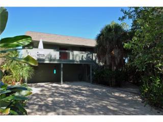 4239 Gulf Pines Dr, Sanibel, FL 33957 (MLS #217000649) :: The New Home Spot, Inc.