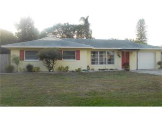 8737 Chatham St, Fort Myers, FL 33907 (MLS #217003842) :: The New Home Spot, Inc.