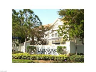 8431 Village Edge Cir #5, Fort Myers, FL 33919 (MLS #217005521) :: The New Home Spot, Inc.