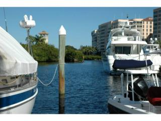 38 Ft. Boat Slip At Gulf Harbour H-9 H-9, Fort Myers, FL 33908 (MLS #217007997) :: The New Home Spot, Inc.