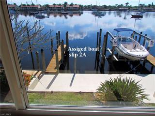 444 Tudor Dr 2A, Cape Coral, FL 33904 (MLS #217008344) :: The New Home Spot, Inc.
