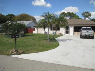 658 Canal Dr, North Fort Myers, FL 33903 (MLS #217009350) :: The New Home Spot, Inc.