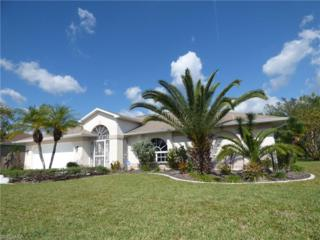 595 Genevieve Dr, Lehigh Acres, FL 33936 (MLS #217009587) :: The New Home Spot, Inc.