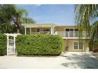 3478 Pinetree Dr, St. James City, FL 33956 (MLS #217009912) :: The New Home Spot, Inc.