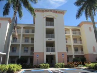 4005 Palm Tree Blvd #305, Cape Coral, FL 33904 (MLS #217010612) :: The New Home Spot, Inc.