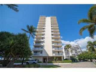 7300 Estero Blvd #504, Fort Myers Beach, FL 33931 (MLS #217012260) :: The New Home Spot, Inc.