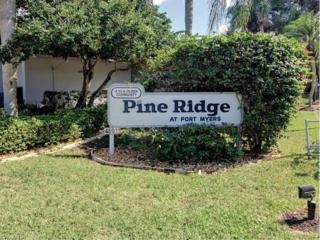 9970 Sailview Ct #18, Fort Myers, FL 33905 (MLS #217012380) :: The New Home Spot, Inc.