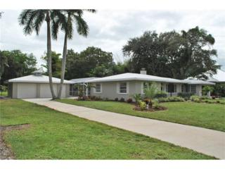 1546 Del Rio Dr, Fort Myers, FL 33901 (MLS #217012593) :: The New Home Spot, Inc.