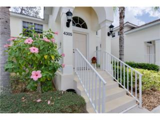 9583 Hemingway Ln #4305, Fort Myers, FL 33913 (MLS #217015929) :: The New Home Spot, Inc.