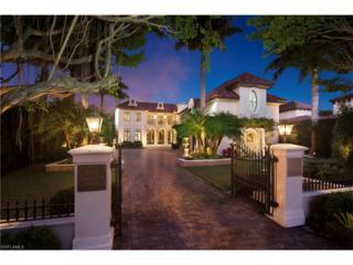 1201 Galleon Dr, Naples, FL 34102 (MLS #217020067) :: The New Home Spot, Inc.