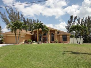 2409 SW 17th Pl, Cape Coral, FL 33914 (MLS #217022438) :: The New Home Spot, Inc.