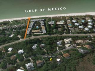 2288 Starfish Ln, Sanibel, FL 33957 (MLS #216036755) :: The New Home Spot, Inc.