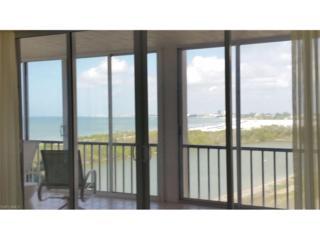 7146 Estero Blvd #611, Fort Myers Beach, FL 33931 (MLS #216060060) :: The New Home Spot, Inc.