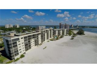 8350 Estero Blvd #524, Fort Myers Beach, FL 33931 (MLS #216049551) :: The New Home Spot, Inc.