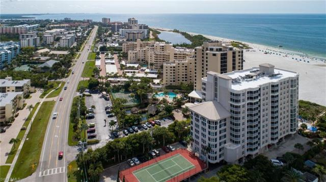 6620 Estero Blvd #603, Fort Myers Beach, FL 33931 (MLS #217069658) :: The Naples Beach And Homes Team/MVP Realty