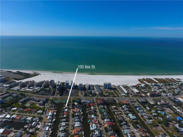 100 Ibis St, Fort Myers Beach, FL 33931 (MLS #217065583) :: The New Home Spot, Inc.