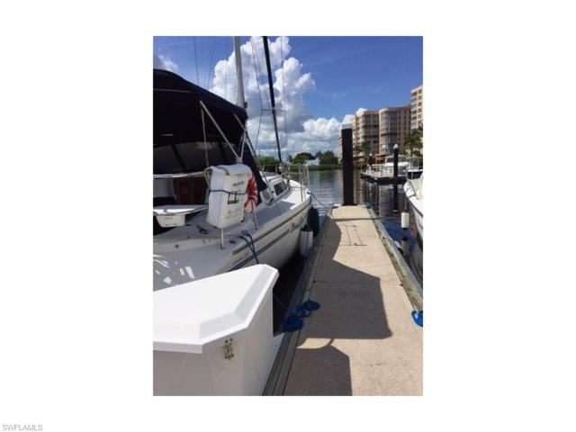 38 Ft. Boat Slip At Gulf Harbour I-5, Fort Myers, FL 33908 (#216037364) :: Homes and Land Brokers, Inc