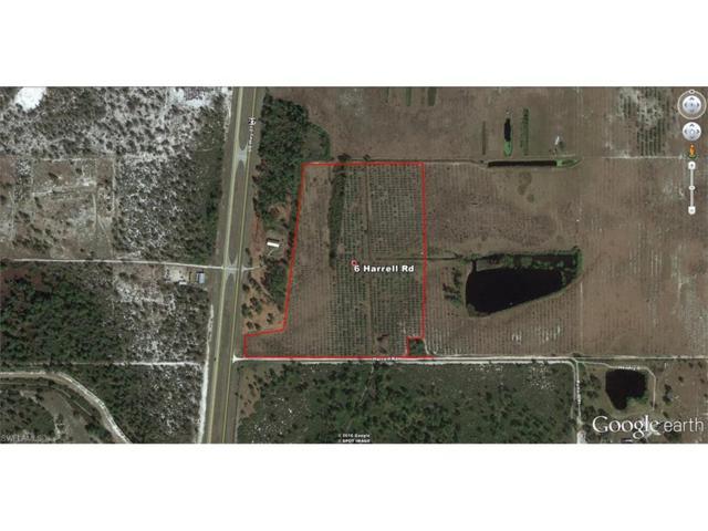 6 Harrell Rd Rd, Venus, FL 33960 (#216047789) :: Homes and Land Brokers, Inc